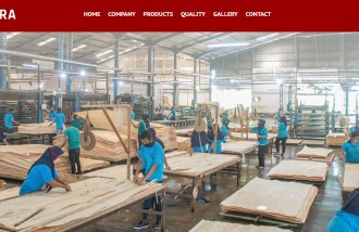 ifura-best-wood-companies-with-easy-to-understand-web-mark-design-web-design-jakarta-surabaya - Web design surabaya