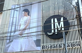 jm-bridal - Web design surabaya